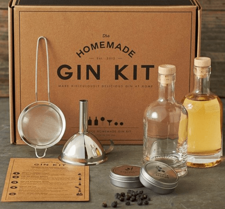 Gin Kit Monthly Box