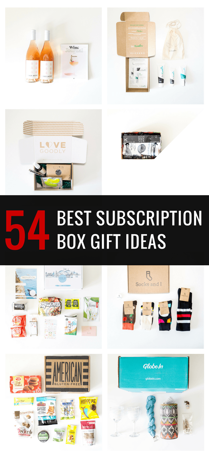 60 Subscription Box Gift Ideas For Every Type Of Person